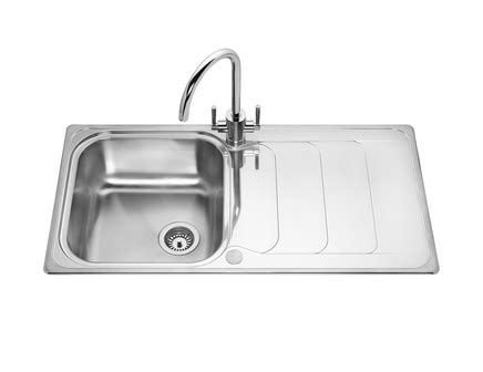 howdens kitchen sinks lamona kielder single bowl sink stainless steel kitchen