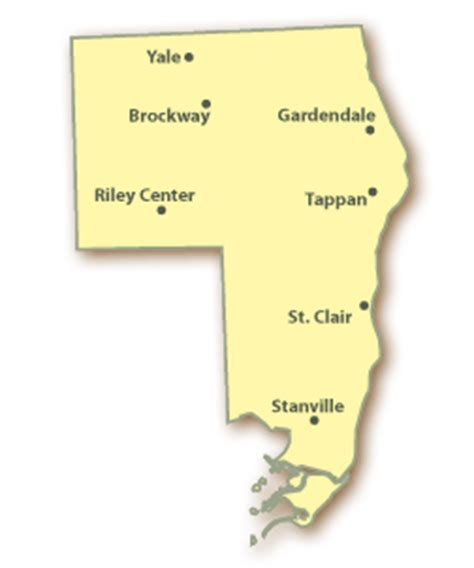 St Clair County Mi Property Records Michigan Clair County Real Estate Homes For Sale
