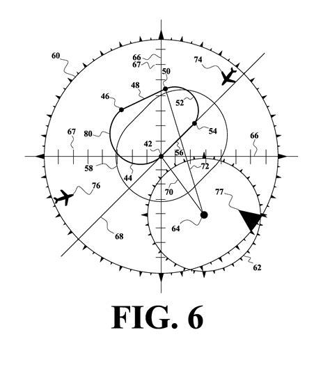 holding pattern definition patent us8700317 aeronautical holding pattern