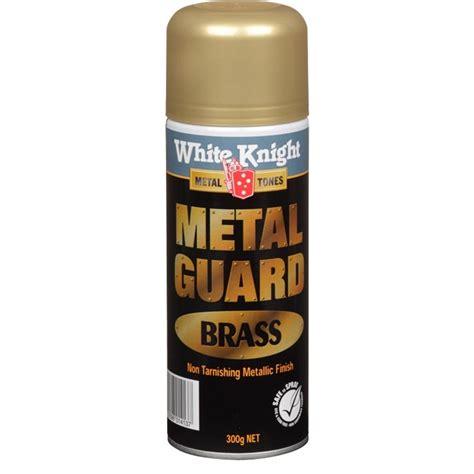 spray paint nz white metal guard 300g brass spray paint bunnings