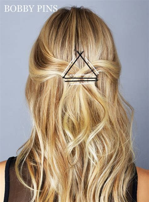 easy hairstyles bobby pins 14 fantastic and easy hairstyles you can create with