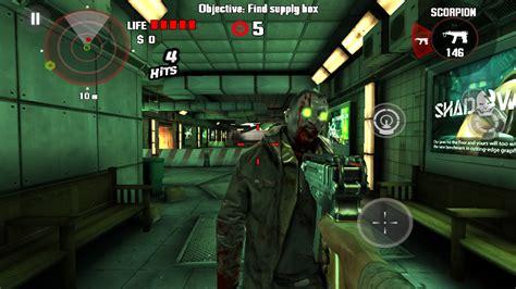 download game mod yang seru dead trigger mod unlimited money and gold download