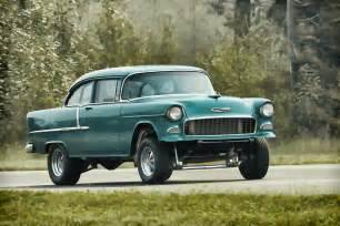 1955 Chevrolet Gasser 1955 Chevrolet Gasser Photograph By Steve Mckinzie