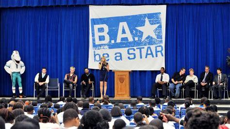 john f kennedy school be a star rally at john f kennedy middle school lilian