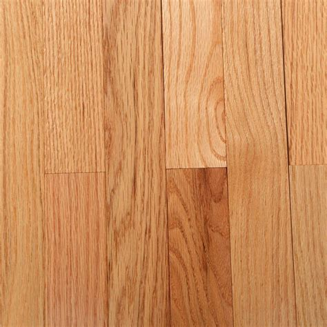 1 X 1 Flooring bruce oak 3 4 in thick x 2 1 4 in wide x varying