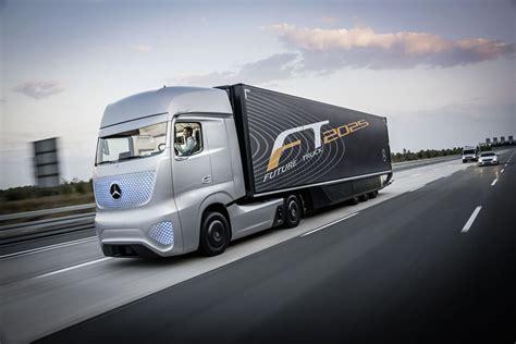 photos automoto le camion du futur de 2025 de mercedes