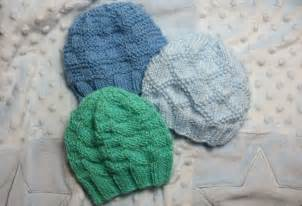 Newborn baby hat to knit free knitting pattern suite101 com