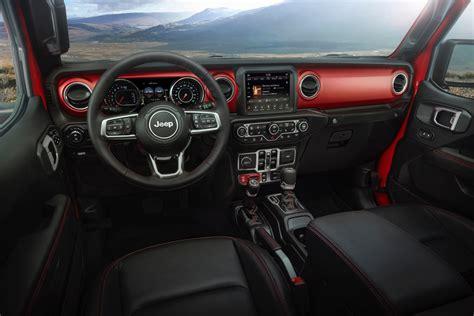 jeep gladiator interior ute guide