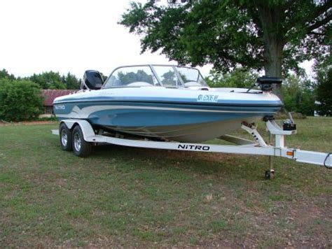 used sport fishing boats for sale by owner nitro fishing boats for sale used nitro fishing boats