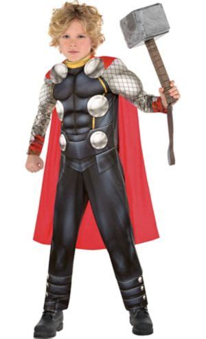 thor value boys costume costumes boys thor costume city