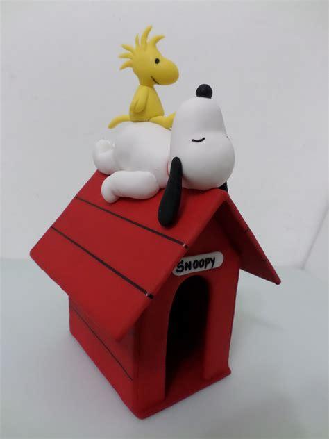 snoopy casa casa snoopy e woodstock em porcelana fria trabalhos