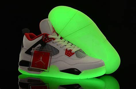 light up jordans shoes hyper nike air 4 shoes mens light