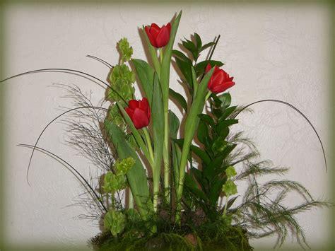 imagenes tulipanes naturales como elaborar arreglos florales