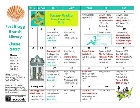 use magic layout walgreens calendar june calendar of events fort bragg library