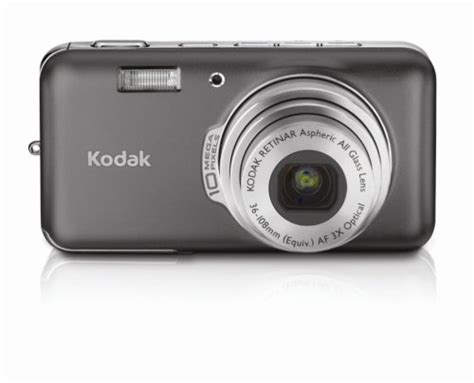 Kodak V1003 Digicam In Pink Purple And An Assortment Of Other Colors by Kodak Easyshare V1003 10 Mp Digital With 3xoptical