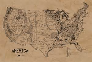 sorcery science usa map ala middle earth
