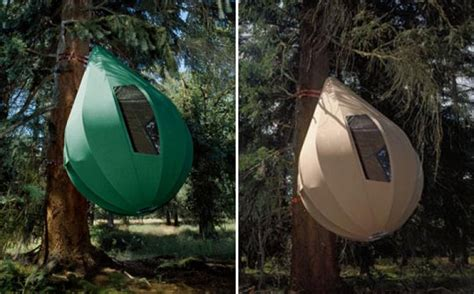Sale Sport Trendy Tenda Great Outdoor Doble Layer Nsm Kapasitas 6 7 6 suspended tree tents for a lighter than air cing experience inhabitat green design