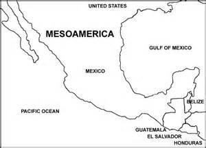 famsi five countries of mesoamerica
