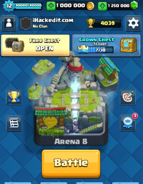download game mod clash royale apk clash royale v2 0 1 mod apk latest ihackedit