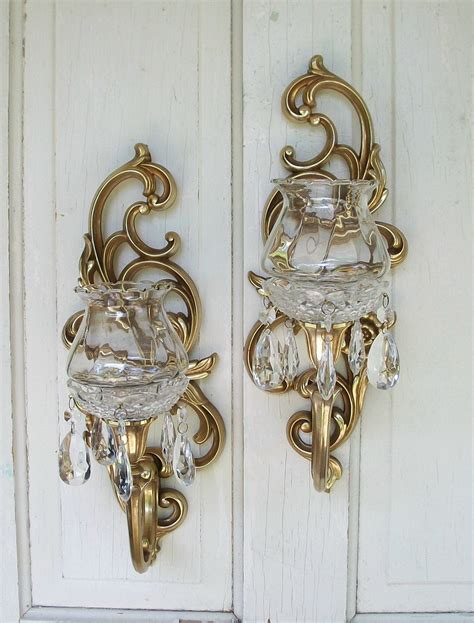 Home Interior Sconces by Mirror Candle Sconces Wall Decor Great Home Decor