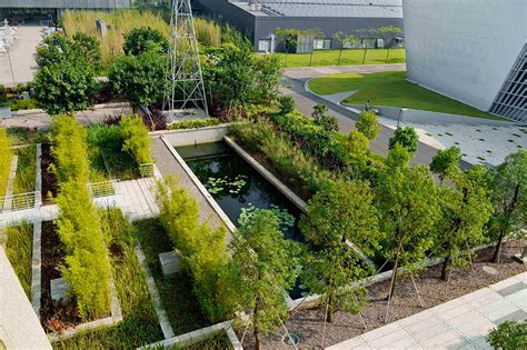 Landscape Architecture Vanke Architecture Research Center By Z T Studio