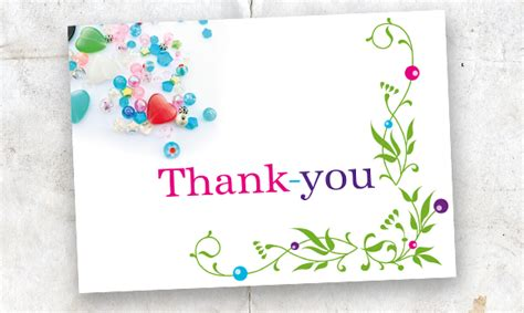 beautiful thank you cards blast factory graphic design branding website development
