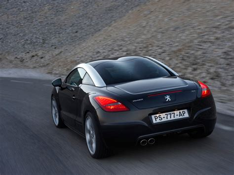 peugeot rcz rear 2010 peugeot rcz rear angle speed 1280x960 wallpaper