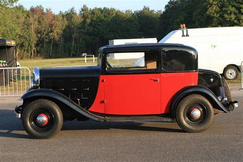 Citroen Automobile by Description Du V 233 Hicule Citro 235 N Rosalie Encyclop 233 Die