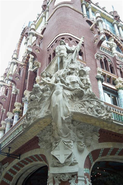 house music in barcelona barcelona opera house architecture barcelona pinterest opera opera house and