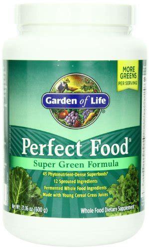Green Food 600 garden of food green 600g powder truevitaminshop