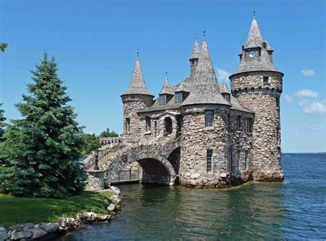 Last Dance Boldt Castle Heart Island 1000 Islands | high quality mini castle house plans 1 last dance boldt