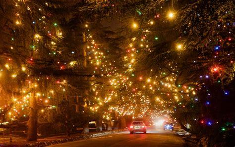 altadena christmas tree lane boise