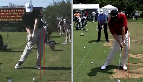 charlie wi golf swing ball placement forward vs variable instruction and