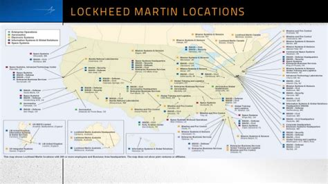 Lockheed Martin Corporation Mba Intern by Internships By The Numbers
