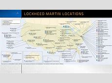 Internships by the Numbers Lockheed Martin Locations
