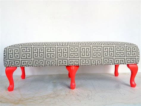 king size ottoman bench king sized ottoman bench by andreafordrestyle on etsy