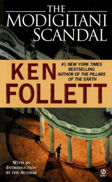 libro the modigliani scandal the modigliani scandal by ken follett paperback barnes noble 174