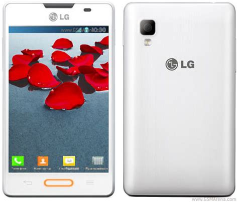 Hp Lg X4 lg optimus l4 ii e440 pictures official photos
