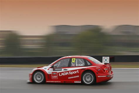 lada cinese lada sport finishes in the points at challenging shanghai