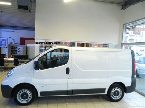 Comfort In Any Climate by Nissan Primastar 2 0 Dci115 Comfort L1h1 Climate Dpf 2009 Box Type Delivery Photo And Specs