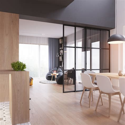 scandinavian interior a sleek and surprising interior inspired by scandinavian