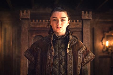 wallpaper game of thrones season 7 arya stark game of thrones season 7 hd tv shows 4k
