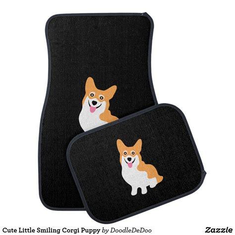 car mats today smiling corgi puppy car floor mat what i