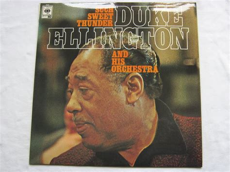 Sweet Thunder by Duke Ellington Such Sweet Thunder Records Lps Vinyl And