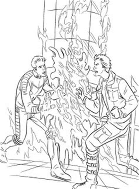 marvel iceman coloring pages 1000 images about x men x men evolution on pinterest