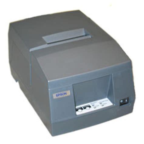 Printer Validasi epson tmu325 receipt and validation printer