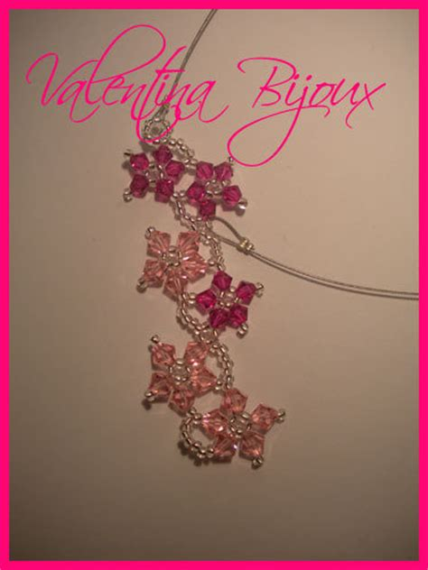 collane di fiori collana cascata di fiori gioielli collane di