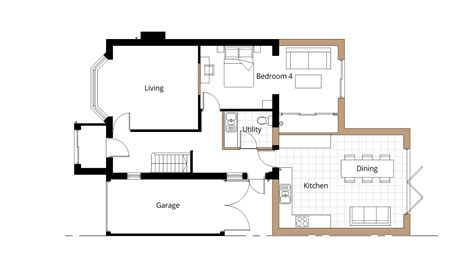 ground floor extension plans ground floor extension plans two storey extension ground floor plan building 187 bungalow