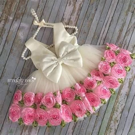 Anya Flower Pink Semi Baby Dress Baju Anak F0623 129 best todo para fiestas ideas y que usar images on baby dresses dresses for