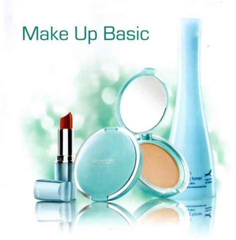 Make Up Base Wardah til percaya diri dengan menggunakan produk wardah